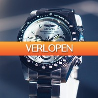Watch2day.nl: Invicta Speedway Chronograph 26111
