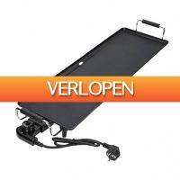 Stuntwinkel.nl: Telefunken teppanyaki XXXL grillplaat