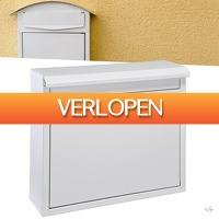 Wilpe.com - Outdoor: Design brievenbus White Edition