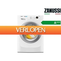 iBOOD Electronics: Zanussi ZWF10KGS  wasmachine
