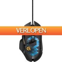 Alternate.nl: Logitech G502 Proteus Spectrum gaming mouse