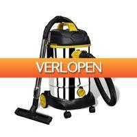 VidaXL.nl: vidaXL nat- en droogzuiger 1800W