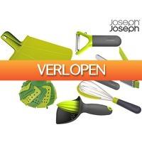 iBOOD.be: 7 x Joseph Joseph slimme keukenhulp