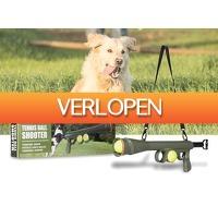 DealDonkey.com 2: Tennisbal kanon - Leuk voor jou en je hond
