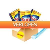 VoucherVandaag.nl 2: Sun Classic vaatwastabletten