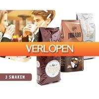 1DayFly Lifestyle: Proefpakket 3 kilo koffiebonen