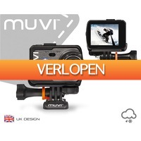 1DayFly Tech: Veho Muvi K2 Pro 4K action cam