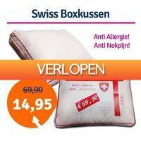 1dagactie.nl: Swiss boxkussen