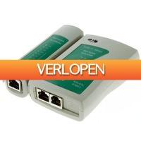 CheckDieDeal.nl 2: Netwerkkabel/LAN kabel tester