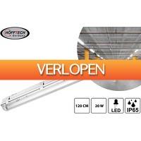Dealqlub.com: Waterdicht Hofftech LED-armatuur