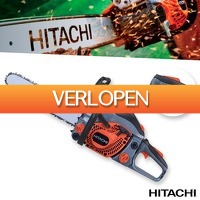 Wilpe.com - Outdoor: Hitachi kettingzaag