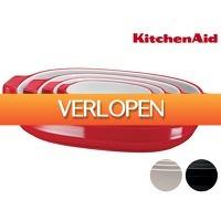 iBOOD Home & Living: KitchenAid ovenschalen