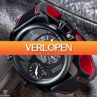 Watch2day.nl: Detomaso Casabona Triple Time DT2018