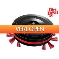iBOOD.be: Dirt Devil M607 Spider  robotstofzuiger