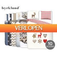 Voordeelvanger.nl: Luxe Byrklund dekbedovertrekken