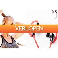 Marktplaats Aanbieding 2: Draadloze Bluetooth sport headset