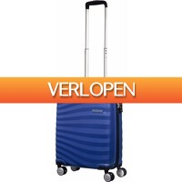Coolblue.nl 3: American Tourister Ocean Front Spinner 55 cm