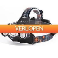 Euro2deal.nl: Externe LED hoofdlamp