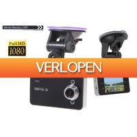MargeDeals.nl: HD Dashcam DVR verkeersrecorder
