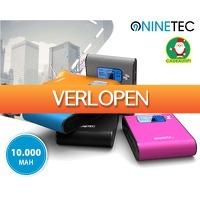 1DayFly Tech: Ninetec 10.000mah powerbank