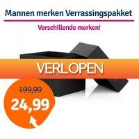 1dagactie.nl: Merken verrassingspakket voor mannen