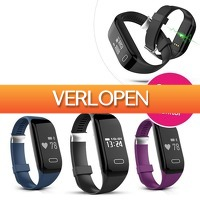 Elkedagietsleuks Ladies: Bluetooth activity sporthorloge