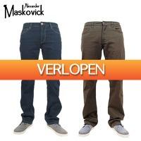 Elkedagietsleuks HomeandLive: Maskovick Jeans