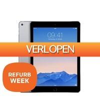 Centralpoint: Apple iPad Air 2 16 GB grijs refurbished