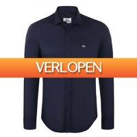 TipTopDeal.nl: Lacoste overhemd