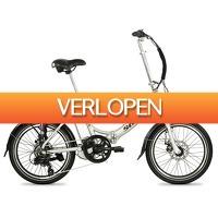 Matrabike.nl: Stokvis E-folding Urban 7V vouwfiets