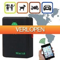 Uitbieden.nl 3: Mini A8 GPS tracker