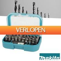 Wilpe.com - Tools: 31-delige Makita P-73374 bitset