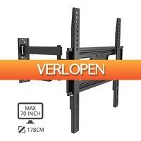 Priceattack.nl 2: 3-knik TV-muurbeugel XL