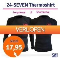 1dagactie.nl: 24-Seven thermoshirt