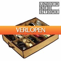 GroupActie.nl: Under Bed Store Schoenen Opberger