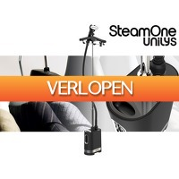 iBOOD Electronics: SteamOne Unilys kledingstomer