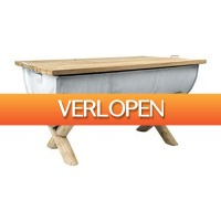 Xenos.nl: Salontafel recycle drum