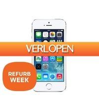 Centralpoint: Apple iPhone 5S 16GB zilver refurbished