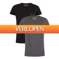 Brandeal.nl Trendy: 2 x Emporio Armani T-shirts