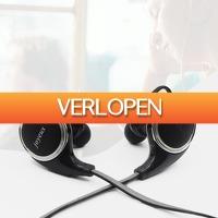 Slimmedealtjes.nl: Draadloze Bluetooth oordopjes