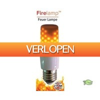Warentuin.nl: FA ZO Firelamp E27-64smds opaal FDL