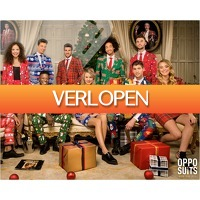 1DayFly Lifestyle: Opposuits kerstspecial herenpak
