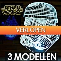 Uitbieden.nl 3: Star Wars Optische 3D Hologram decoratie