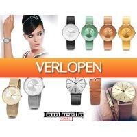 ClickToBuy.nl: Lambretta horloge voor mannen of vrouwen