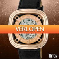 Watch2day.nl: Reign Nero Skeleton Automatics