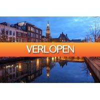 Hoteldeal.nl 1: 3 dagen hartje Leiden