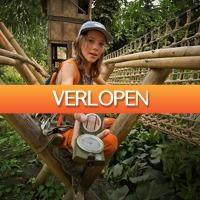 ZoWeg.nl: 2 dagen Odoorn inclusief Wildlands