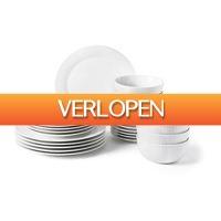 Xenos.nl: 24-delige Recta serviesset