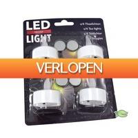 Warentuin.nl: FB MA S/4 LED theelicht voor 1,49 euro