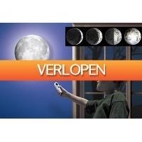 VoucherVandaag.nl 2: Maan plafondlamp nu heel voordelig